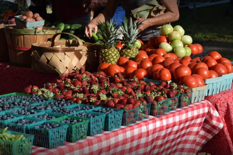4 Things You'll Find at the Fernandina Farmer's Market